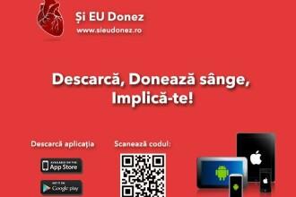 iLikeIT. Putem deveni eroi cu o simpla aplicatie de mobil. Descarca, doneaza sange, implica-te!
