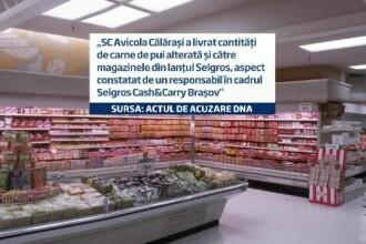 Selgros a retras inca 4 tone de carne de pui. DNA a dezvaluit schema periculoasa a Avicola Calarasi
