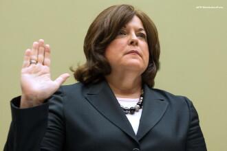 Directoarea Secret Service a demisionat. Julia Pierson era de 30 de ani in serviciul de securitate de la Casa Alba