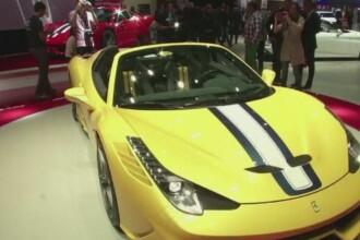 Infruntarea titanilor. Modelele pe care Ferrari, Lamborghini sau Porsche le prezinta la Salonul Auto de la Paris