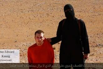 Unul dintre cei mai temuţi călăi ai ISIS a fost ucis. Câţi ostatici decapitase
