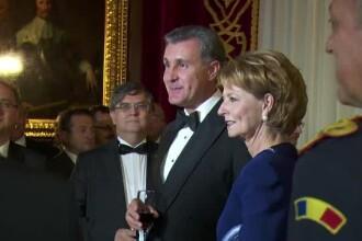 Ceremonie cu oaspeti de seama la Castelul Peles. Principesa Margareta a decorat 4 universitati, la 150 de ani de existenta