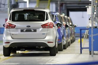 Ford anunță producţia unui al doilea model la Craiova. Investiţie de 200 mil. euro şi 1.500 de noi locuri de muncă