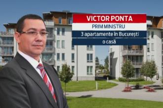 Liberalii il acuza pe Victor Ponta ca ar fi declarat doar 4 din cele 7 case pe care le detine. Orban a sesizat in scris ANI