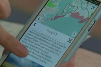 Cei care merg in Delta Dunarii au acum la dispozitie o aplicatie care le poate asigura o excursie fara probleme