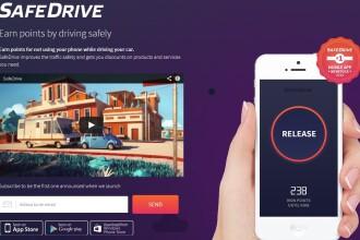 iLikeIT. SafeDrive, aplicatia care poate salva viata soferilor din Romania si le da si ... premii