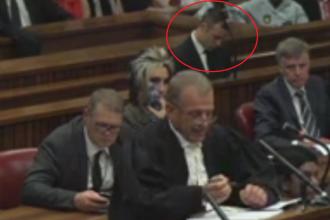 Oscar Pistorius si-ar putea afla sentinta finala marti. Psihologul apararii sustine ca este un om