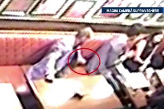 Metoda aplicata de un hot intr-un restaurant din Cluj. I-a furat portofelul unui barbat iar martorii nici nu au reactionat