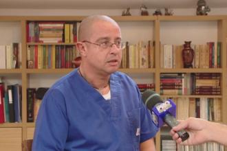 Medicul Tudor Ciuhodaru s-a oferit voluntar in lupta din Africa impotriva Ebola. Ce spune despre riscurile misiunii
