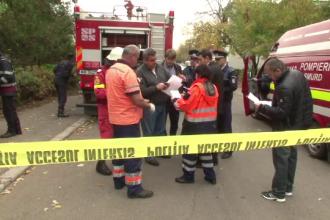 Parasit de nevasta si copii, un barbat din Bacau s-a sinucis, dandu-si foc la casa. Biletul de adio, lasat in urma