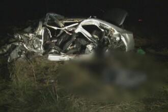 Un barbat a murit nevinovat dupa ce un sofer a intrat intr-un tractor nesemnalizat si a fost proiectat pe contrasens