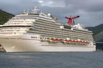 Vasul de croaziera la bordul caruia este o suspecta de Ebola nu a fost primit in Mexic si Belize