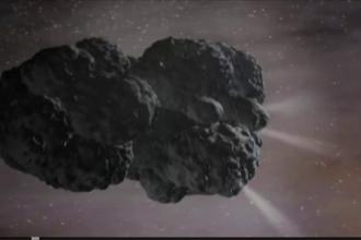 Eveniment astronomic care se produce o data la un milion de ani. O cometa va trece duminica foarte aproape de planeta Marte