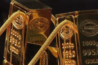 Un pod facut numai din aur de 24 de carate. Cat costa extravaganta prezentata zilele acestea la Istanbul