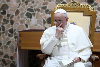 Cardinalii nu sunt de acord cu vederile progresiste ale Papei Francisc.