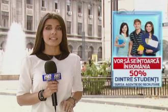 Tinerii educati in strainatate se intorc in Romania. Ce ii determina sa renunte la salarii de sase ori mai mari