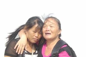 O femeie din China s-a imbatat si a intrat intr-un rau sa faca o baie. Unde s-a trezit zece ore mai tarziu
