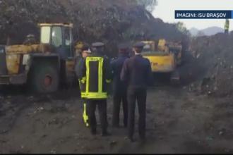 Muncitorul din Brasov, prins sub un mal de pamant, a fost gasit mort dupa 9 ore de cautari. Era prima lui zi de munca