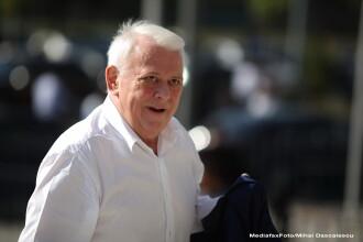 Deputatul PSD Viorel Hrebenciuc a demisionat din Parlament, pentru a
