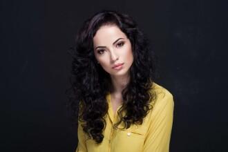 Este studenta la Medicina si are 25 de ani. Cum arata Bianca Fanu, tanara care va reprezenta Romania la Miss World 2014