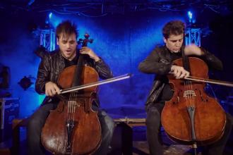 Videoclip nou de la 2Cellos: