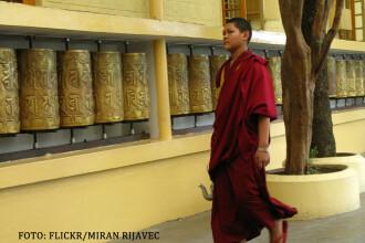 Aventurile unui roman in Tibet. Inteleptul Lama care avea nevoie de sex zilnic