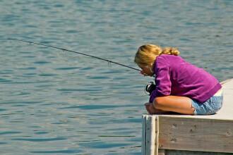 Captura cu care o fetita de 12 ani a batut recordul. Tonul pe care l-a pescuit singura cantareste 280 de kilograme