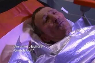 A crezut ca si-a ucis tatal si si-a pus capat zilelor. Batranul a aflat de pe patul de spital ce s-a intamplat cu fiul sau