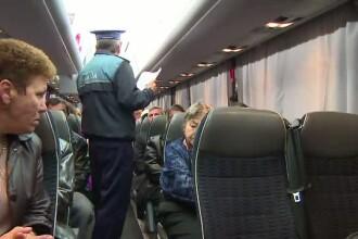 Dosarul Frauda la Referendum: 288 de oameni, adusi cu autocarul in Capitala pentru audieri.