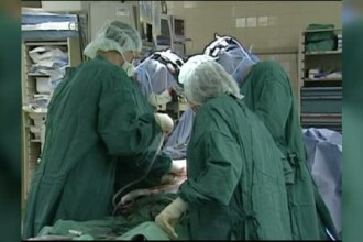 Drama cumplita pentru doi soti din judetul Mures. Fetita lor de doar cinci luni are nevoie de un transplant de inima