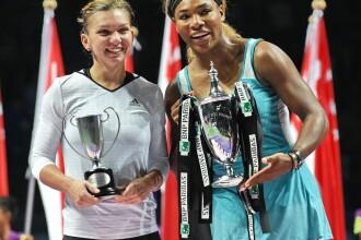 Simona Halep joaca in semifinala de la Indian Wells cu Serena Williams.