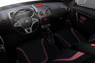 Poze oficiale cu Dacia Oroch, modelul pickup Duster. Arata spectaculos, iar interiorul e de nerecunoscut