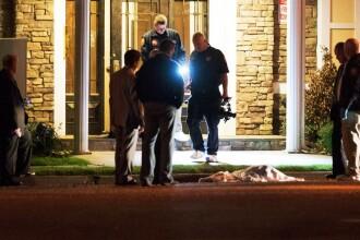 Corpul unei femei decapitate a fost tarat prin New York. Trecatorii au crezut ca e o farsa de Halloween