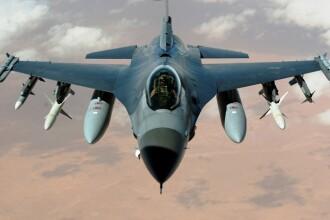 NATO: Rusia a intensificat activitatile aeriene in Marea Neagra, Marea Baltica, Marea Nordului