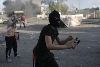 Noi tensiuni intre Israel si Palestina. Netanyahu a cerut mobilizarea trupelor, in urma luptelor de strada din Ierusalim