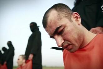 Statul Islamic continua executiile. 10 prizonieri kurzi, fortati sa rosteasca versuri din Coran, inainte de a fi decapitati
