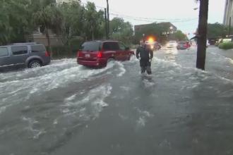 Stare de urgenta in Carolina de Sud din cauza inundatiilor. Sunt cele mai abundente ploi din ultimele doua secole