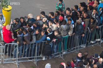 Sute de refugiaţi expulzaţi din Germania. Câţi bani primesc la aeroport