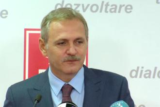 Social-democratii se pregatesc sa-si aleaga liderul. Candidatul unic, Liviu Dragnea:
