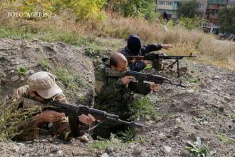Statele Unite au inceput sa antreneze armata ucraineana: