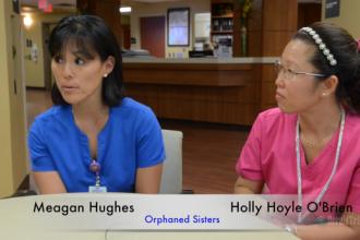 Doua surori, despartite in copilarie, in Coreea de Sud, s-au reunit dupa 40 de ani. Cum au ajuns sa lucreze in acelasi spital
