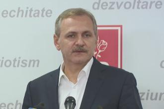 Presedintele PSD Liviu Dragnea cere excluderea primarului care a scuipat o femeie: