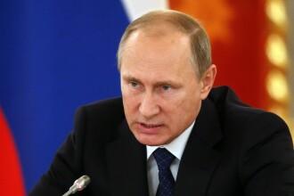 Ce spune Vladimir Putin despre scutul antiracheta din Romania.