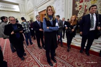 Premiera in politica romaneasca. Copresedintele PNL Alina Gorghiu se reclama singura la Agentia Nationala de Integritate