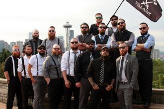 Un club de barbosi suedezi, confundati cu jihadisti ISIS. Motivul pentru care lumea a crezut ca sunt teroristi