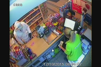 Un barbat a jefuit magazinul in care sotia lui era vanzatoare. Cum si-au dat seama anchetatorii ca el este faptasul