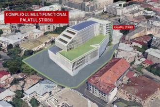 Bucurestiul, mai aproape cu un pas de a avea primul palat de secol XIX cu mall.