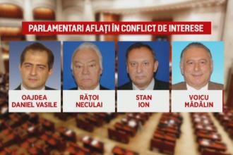 Parlamentul Romaniei, o mare famiglie. 14 deputati care si-au angajat rudele pe bani publici, dezvaluiti de ANI