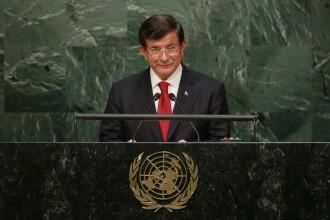 Premierul turc anunta ca tara sa nu este