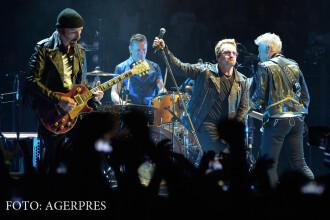 Doi membri ai legendarei trupe U2 au pierdut milioane de lire investind in Romania. Orasul unde au disparut banii